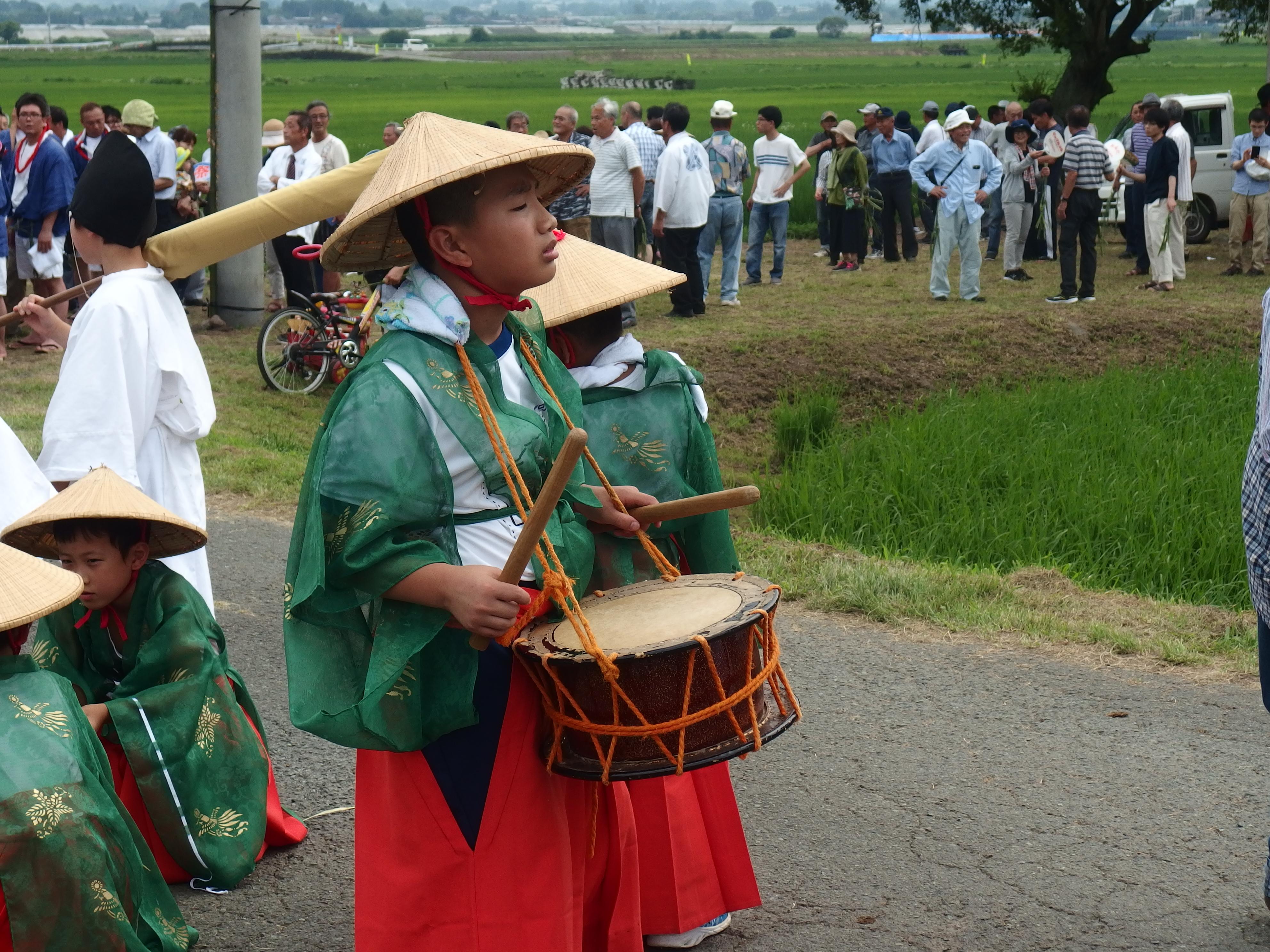 Onda Festival at Kokuzo Shrine! – Michi no Eki Aso