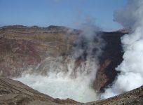 Le cratère du mont Nakadake vient juste de rouvrir aux visiteurs!